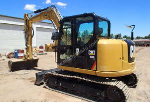 Caterpillar Cat 308E Excavator