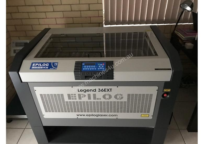 Used 2010 epilog LEGEND 36 EXT Laser Engraving and Marking in