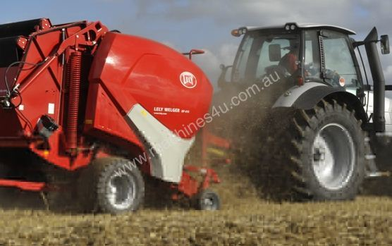 New Lely WELGER RP 415 Round Baler In Listed On Machines4u