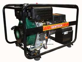 Gentech 6.8kVA Diesel Generator with Electric Start - picture1' - Click to enlarge