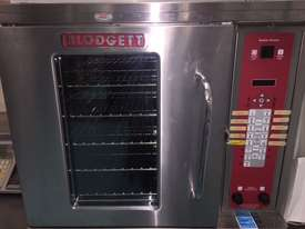BLODGETT C/top Convection Oven, used - picture0' - Click to enlarge