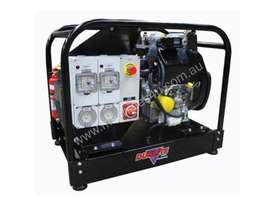 Dunlite 6.8kVA Mine Spec Generator, Yanmar Engine - picture2' - Click to enlarge