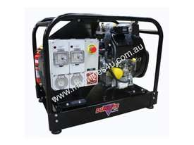 Dunlite 6.8kVA Mine Spec Generator, Yanmar Engine - picture15' - Click to enlarge