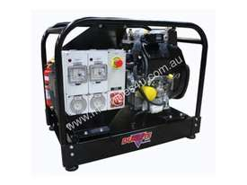 Dunlite 6.8kVA Mine Spec Generator, Yanmar Engine - picture18' - Click to enlarge
