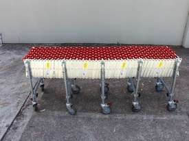 Expandable Roller Conveyor - picture0' - Click to enlarge