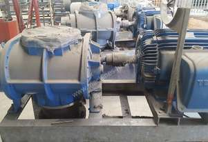 ROTARY POSITIVE BLOWER
