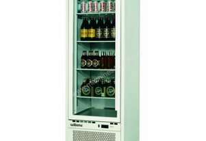 Williams HQ14GDSS Quartz Glass 1 Door Refrigerator