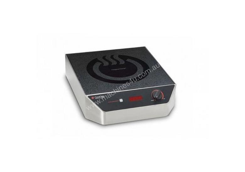 Beautiful CookTek MC2500 Countertop Single Hob Rotary Dial Control Induction Cooktop    10 Amp