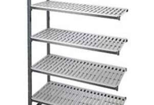 Cambro Camshelving CSA41307 4 Tier Add On Unit