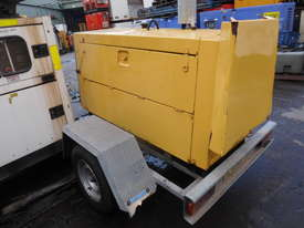 HD single axle galvenised  trailer , for gensets etc , - picture5' - Click to enlarge