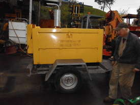 HD single axle galvenised  trailer , for gensets etc , - picture6' - Click to enlarge