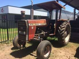 Massey Ferguson 275 2WD Tractor - picture1' - Click to enlarge