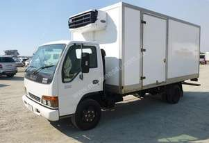 Isuzu NQR450 Refrigerated Truck
