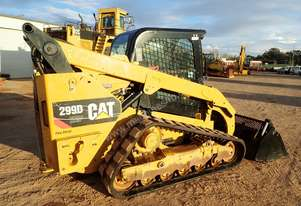 Caterpillar 299D XHP Skidsteer Loader