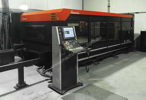 **TURNKEY SOLUTION** AMADA LASER IN AWESOME CONDITION AND AVAILABLE FOR VIEWING