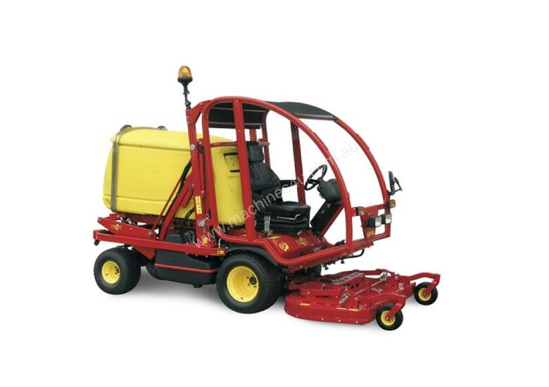 TURBO 2 - 4 COLLECTION MOWERS