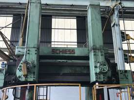 SCHIESS - Double column vertical boring mill, model KZ-200 - picture3' - Click to enlarge