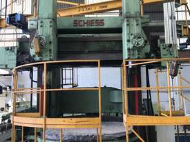 SCHIESS - Double column vertical boring mill, model KZ-200 - picture0' - Click to enlarge