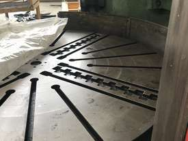 SCHIESS - Double column vertical boring mill, model KZ-200 - picture2' - Click to enlarge