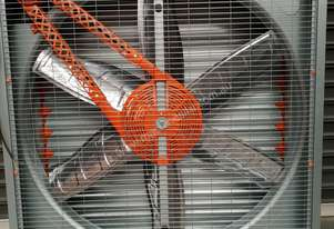 50 inch extraction fan 240 volt stainless steel blades full gal construction