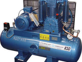 Pilot K50, 32amp 3phase Electric Air Compressor, Brand New. - picture0' - Click to enlarge