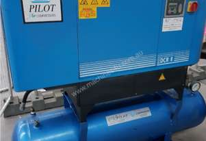 USED Compressors. Packaged Screw - SAVE $000's - BOGE, KAESER, PILOT, PNEUTECH. AIR TANKS & DRYERS