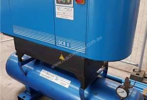 USED Packaged Compressors SAVE $000's BOGE, CHAMPION, INGERSOLLRAND, KAESER, PILOT. AIR DRYERS/TANKS