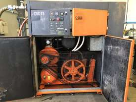 75kW Screw Compressor CSD75  - picture0' - Click to enlarge