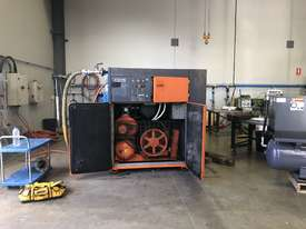 75kW Screw Compressor CSD75  - picture2' - Click to enlarge