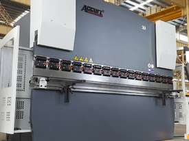 ACCURL Quality NC Pressbrake With Laser Guards, Servo & Delem NC Controller - picture6' - Click to enlarge