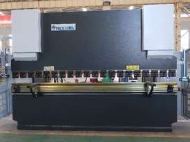 ACCURL Quality NC Pressbrake With Laser Guards, Servo & Delem NC Controller - picture16' - Click to enlarge