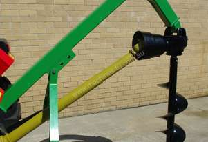 Field Chief POST HOLE DIGGER WITH AUGER