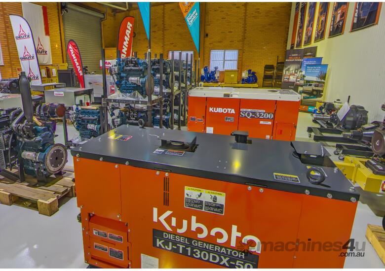 New Kubota V1903 Diesel Engines in HAMILTON, QLD