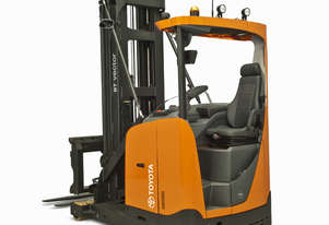 Toyota BT Vector VRE150 Very Narrow Aisle Forklift