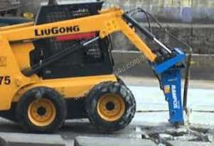 LiuGong 375B Skid Steer Loader for Hire