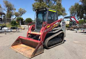TAKEUCHI TL8 AIR CONDITIONED LOW HOUR TRACK LOADER S/N -535