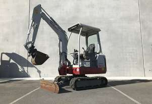 TAKEUCHI TB016 1.6T HOURS MINI EXCAVATOR - 807