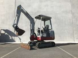 TAKEUCHI TB016 1.6T HOURS MINI EXCAVATOR - 807 - picture0' - Click to enlarge
