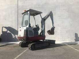 TAKEUCHI TB016 1.6T HOURS MINI EXCAVATOR - 807 - picture1' - Click to enlarge