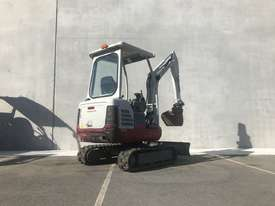 TAKEUCHI TB016 1.6T HOURS MINI EXCAVATOR - 807 - picture3' - Click to enlarge