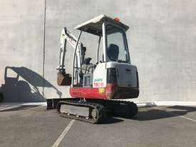 TAKEUCHI TB016 1.6T HOURS MINI EXCAVATOR - 807 - picture6' - Click to enlarge