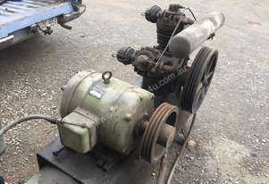 Crompton Parkinson Electric motor 3 phase 10HP