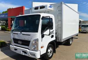2018 Hyundai MIGHTY EX6  Refrigerated Truck Freezer Chiller
