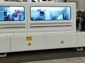 NANXING Touch Screen 3 speed Automatic Edgebander NBC332  with one Corner Rounding Machine  - picture0' - Click to enlarge