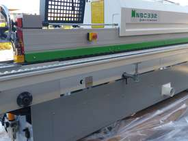 NANXING Touch Screen 3 speed Automatic Edgebander NBC332  with one Corner Rounding Machine  - picture1' - Click to enlarge