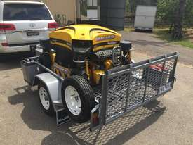 Remote Control Slope Mower - picture1' - Click to enlarge