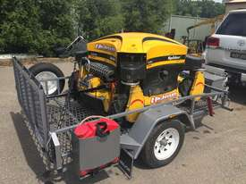 Remote Control Slope Mower - picture2' - Click to enlarge