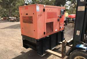 14 KVA, Single Phase generator