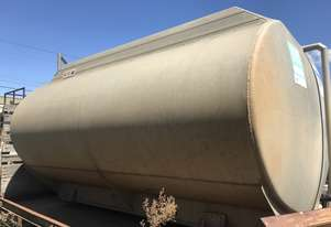 Australian Tank Engineering Water Cartage Tank