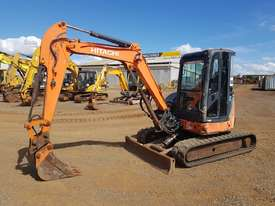 2010 Hitachi Zaxis ZX40U-3F Excavator *CONDITIONS APPLY* - picture0' - Click to enlarge